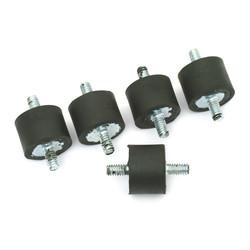 Montagegummis für Batterie / Öltank für Harley Davidson