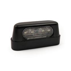 License plate lighting LED