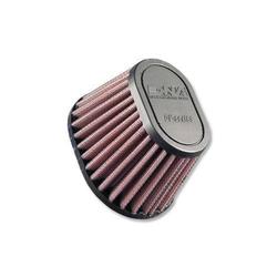 62 MM Ovaal filter met rubberen bovenkant