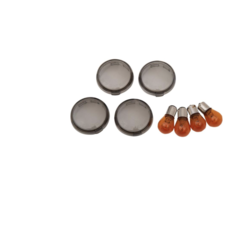 Rauchblinker-Objektivsatz für Harley Davidson