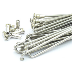 Spokes Set Stainless Steel - Universal