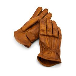 Lowlander Handschuhe Cognac