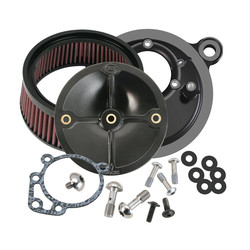Stealth Air Cleaner Kit Without Cover 91-03 XL with Super E/G Carb