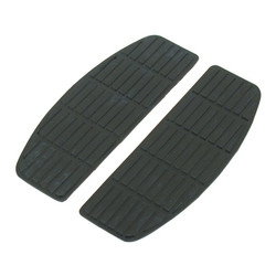 Traditional shaped floorboard replacement pads