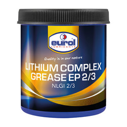 LITHIUM COMPLEX GREASE EP2 / 3 600 GRAM