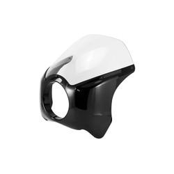 Universal Headlight Faring (Clear or Smoke)