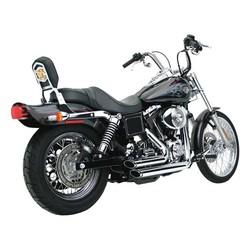 Shortshots Staggered Harley Davidson 91-05 Dyna