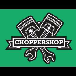 """Autoerfrischer """"Choppershop"""""""