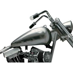 5 gallon Flatside brandstoftank HD 84-99 Softail FX