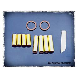Rocker Locker Kit Twin Cam Custom 99-17 Softail & Dyna; 99-16 Touring