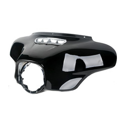 Outer Batwing Fairing Black 14-20 Touring