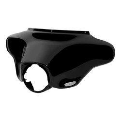 Outer Batwing Fairing Black 96-13 FLT/Touring