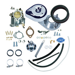 Super E Carburateur Kit Sportster (EVO) XL; Twin Cam; Evo Big Twin; Shovel; Panhead