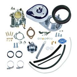 Super E Carburetor Kit Sportster (EVO) XL; Twin Cam; Evo Big Twin; Shovel; Panhead