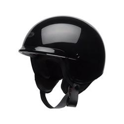 Scout Air Helm Glanzend Zwart