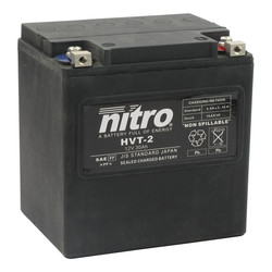 HTV-2 Batterie für Harley 97-20 FLT / Touring; 09-20 Trikes