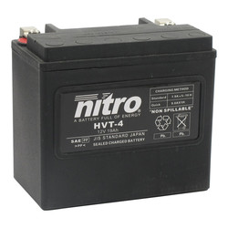 HTV-4 Batterie für Harley 91-96 Softail, Dyna