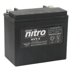 HVT-5 Batterie für Harley 84-90 Softail; 79-96 Sportster XL
