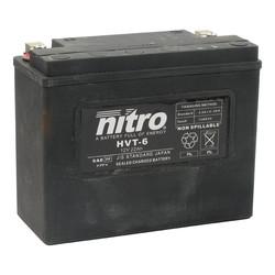 HVT-6 Batterie für Harley 80-96 FLT / Touring
