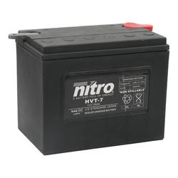 HTV-7 Battery for Harley 65-84 FL; 67-78 Sportster XL