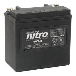 HVT-8 Battery for Harley 02-06 all V-Rod