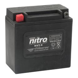 HTV-9 Batterij For Harley 70-78 Sportster XL; 71-78 FX