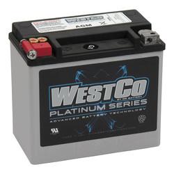 330CCA AGM Batterie 12V, 18AMP, FXE, FXR, SOFTAIL, XL