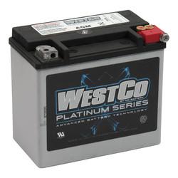 325CCA AGM Battery 12v, 19AMP,  Softail, Dyna