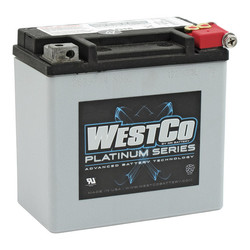 200CCA AGM Batterie 12V, 12AMP, XL, XR1200, XQ750 / 500 Buell