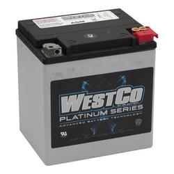400CCA AGM Batterie 12V, 30AMP, FLT / Touring