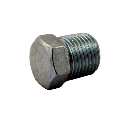 Paughco 1/4'', 1/8'' Brandstoftank / benzinekraanplug zeskant