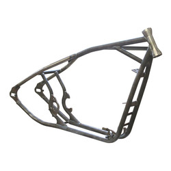 Op rubber gemonteerd star frame 04-19 Sportster XL