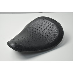 Croco Solo Bobber Seat (Select Colour)