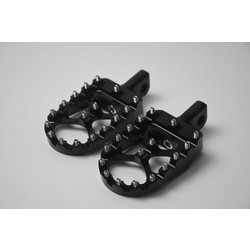 CNC MX Foot Pegs Set for Harley Davidson