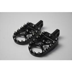 CNC MX voetsteunen Set voor Harley Davidson