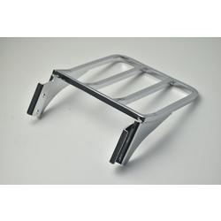 Backrest Luggage Rack Sportster XL, Softail, Dyna