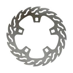Flame front brake disc 06-17 Dyna; 06-20  FLH; 09-20 Trike; 06-17V-Rod