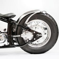 Bobber Achterspatbord Kit Honda VT600 170 mm