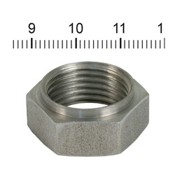 18MM Weld-On Oxygen Sensor Nut