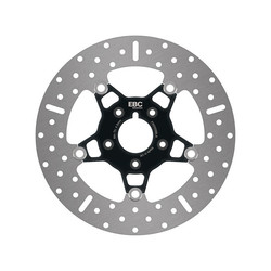 Zwarte zwevende rotor RSD019BLK