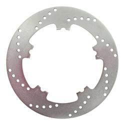 Rostfreier Bremsrotor. Linke MD514LS