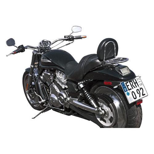 "TRW 1 ""Roadstar Wide Lenker Chrom 3"" Aufstieg MCL133CKK"