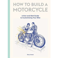 Wie man ein Motorrad baut