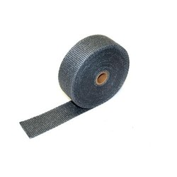Black Exhaust Wrap / Heat Wrap 10M