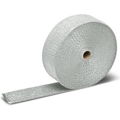 White Exhaust Wrap 10M