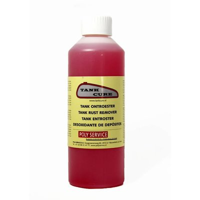 Tank Cure Ontroester 500ML