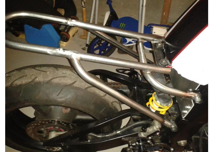 22MM Cafe Racer DIY Buizen & Loop Kit