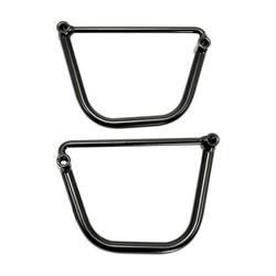 Saddlebag Holder Black 11-117 XVS1300
