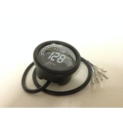 Digital Speedo with Tachometer VELONA