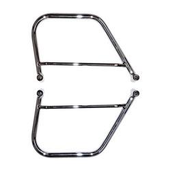 Saddlebag Holder Chrome 97-21 XVS650 XVS400